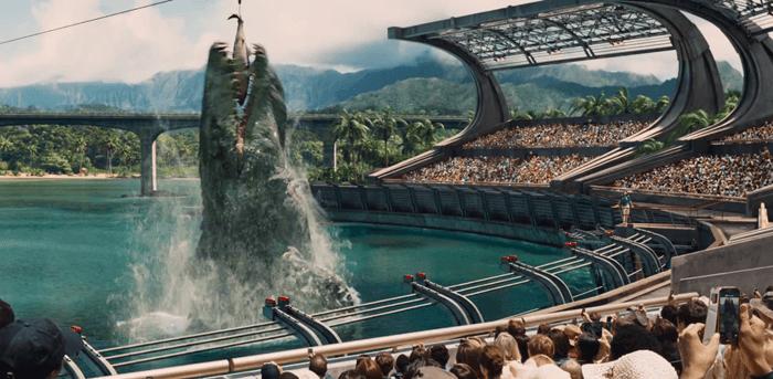 刺激動画!公開初日で1千万回再生!ジュラシックパーク新作!Jurassic Worldの予告編が公開されました!!