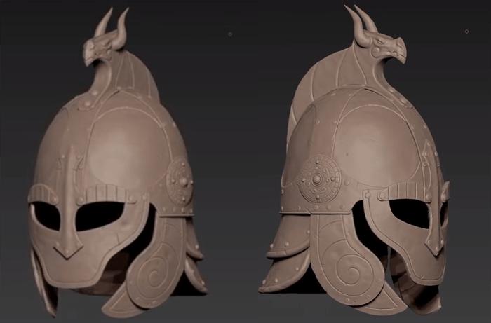 150228_zbrush_tutorial_helmet