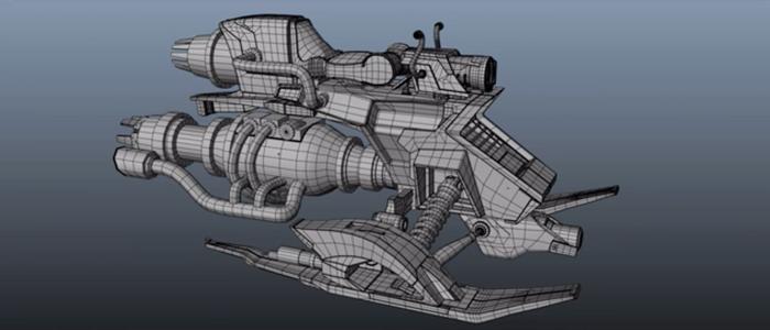 全体を見ながら徐々に作り上げていくハードサーフェースモデリングが刺激になる!