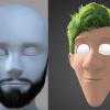 MayaのXgenで1から髪の毛を作るチュートリアル動画2本立て!