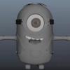MAYAを使ってミニオンを作るモデリングチュートリアル動画