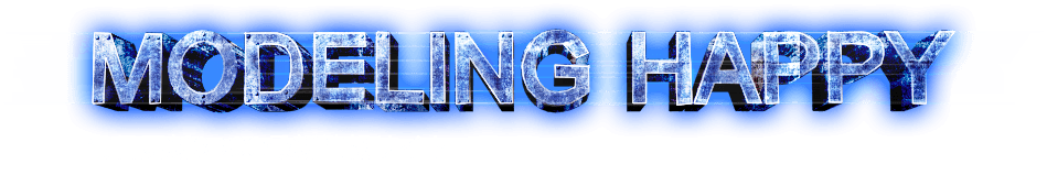 3DCG最新情報サイト MODELING HAPPY