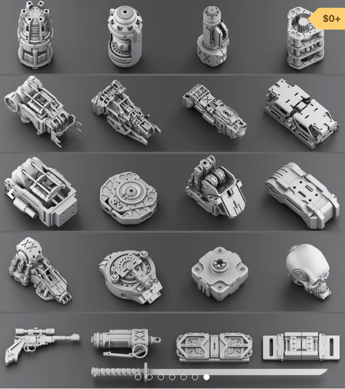 fusion360 モデル ダウンロード